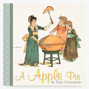 Book Cover: A Apple Pie