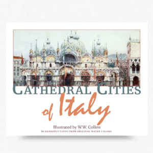 Book Cover: Cathedrals Cities of Italy