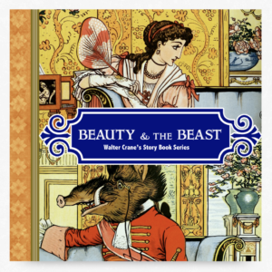 Book Cover: Beauty & The Beast